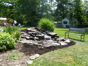 Yard Pond in Silver Spring