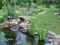 Constructing New Ponds