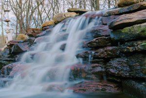 Waterfall in Columbia, MD