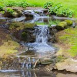 Waterfall with Stream,koi ponds,ponds contractor,pond cleaning,pond design,pond companies near me,fish pond builder,gold fish pond,backyard fountain,yard pond,garden pond,water features,rainwater harvesting,stormwater capture