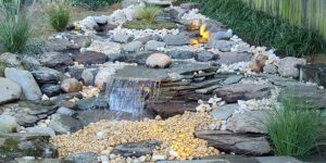Natural Pondless Stream Channel