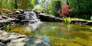 Pyramind-Rock-Falls-with-Large-Natural-Pond