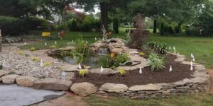 Replanting-a-Small-Manicured-Garden-Pond