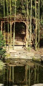 Secrete Garden Pond